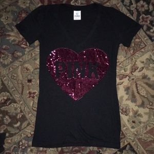 PINK VICTORIA'S SECRET Tshirt BUNDLE